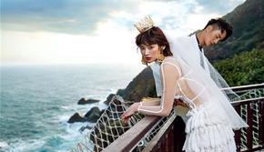 泰国旅拍  苏梅岛旅拍 时尚芭莎全球旅拍