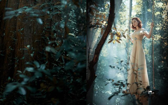 《东尚摄影----森林精灵》
