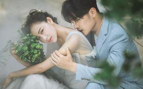 【经典婚纱照主题】氧气森系