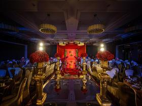 【梵盛婚礼】年度精品套系 红色复古婚礼