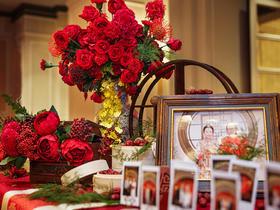中式主题婚礼---鸾凤和鸣