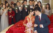 婚礼跟拍/婚宴跟拍高端相机专业摄影精修