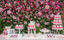 安妮塔婚礼馆   户外粉色主题婚礼