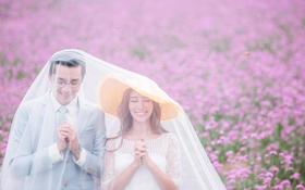 《ONETIME》高定旅拍婚纱摄影 《熏衣草》