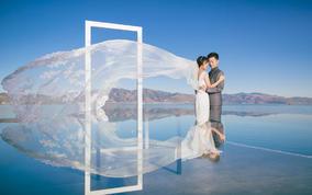 YIFOTO创始人+大理洱海一日婚纱旅拍全景4服