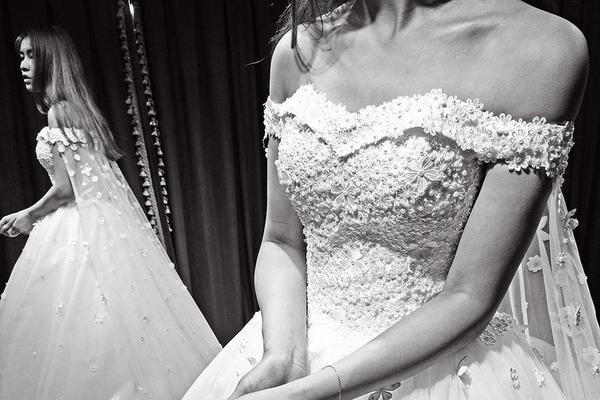 安吉莉娜仪式纱