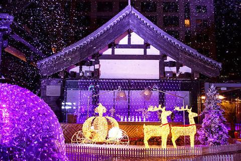 北京秀屋顶花园会所