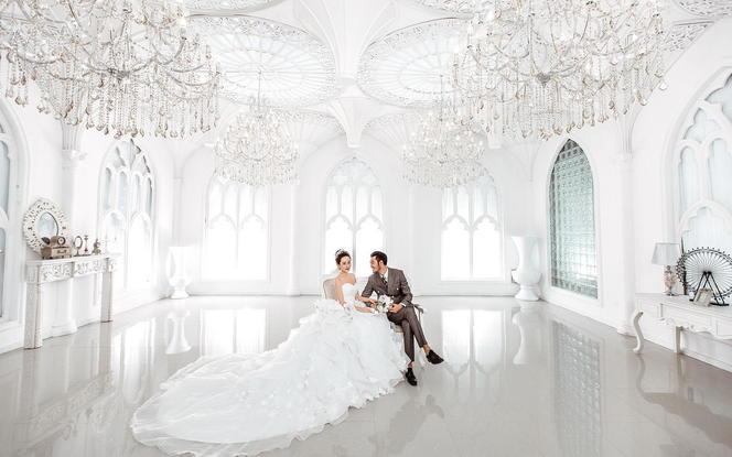 蒙娜丽莎视觉婚纱摄影之2999套系