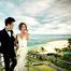巴厘岛旅拍海景婚纱照