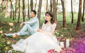【乐玛摄影客片欣赏】江小姐&张先生