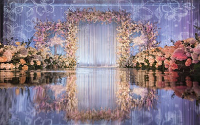 花之海--浪漫主题婚礼(蔓锐婚庆)