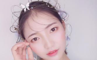 【简漫】高级化妆师跟妆+全新齐地白纱+敬酒服套系