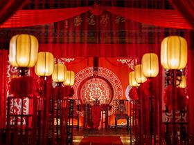 【古今缘中式婚礼】中式复古婚礼-顺兴老茶馆