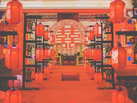最受欢迎中式婚礼—《喜结连理》