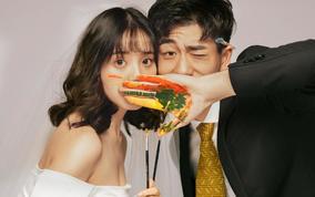 2019新主题❤轻韩式纪实婚照❤新品预约送登记照