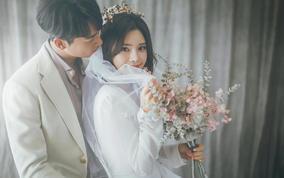 【减法艺术·经典】可以存放一生的经典热门婚纱照