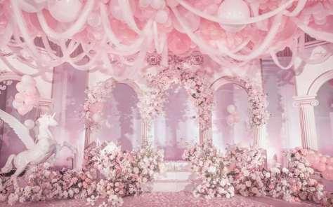 纯恋婚礼---不一样的梦幻城堡