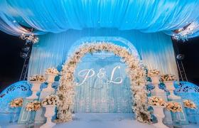 Tiffany蓝主题婚礼