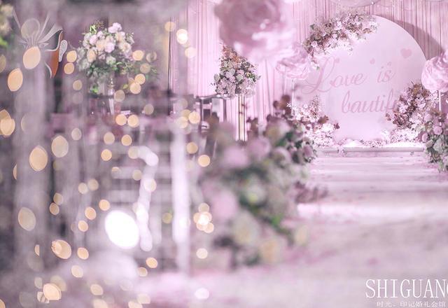 【时光婚礼】15桌小厅——《完美》