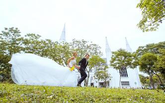【私人定制】橙子映像蜜月旅拍+送三天两晚酒店