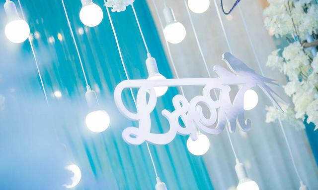 【丽宝婚礼】樱花树下的承诺
