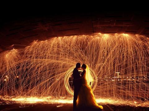 一口价全包❤浪漫星空夜景 外景 内景❤ 爆款系列
