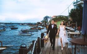 遇见你是所有故事的开始「巴厘岛」羊志涛&李思琪