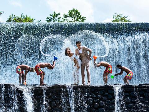 旅拍就来巴厘岛❤送双岛游❤别墅泳池酒店❤网红景点