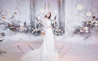 顾式婚礼-大理石图案婚礼