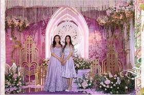 【LaVia】弟弟婚礼上的小姐妹~