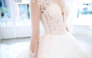 糖小盼新娘造型婚纱礼服