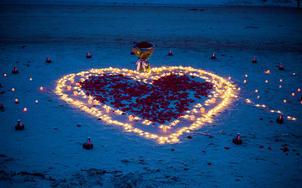 三亚自然风婚礼策划——初遇求婚套餐