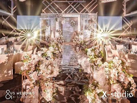 【US案例】典雅香槟色主题婚礼
