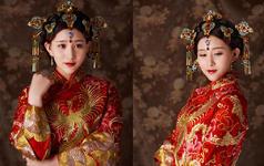 中式风格—巧笑倩兮 美目盼兮