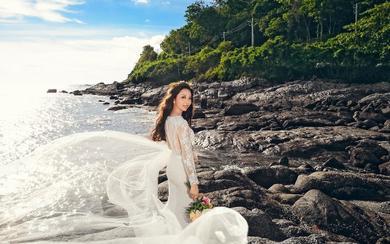普吉岛定制婚纱旅拍系列,打卡海外海岛网红款15