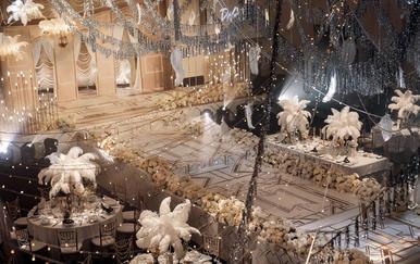 DNA | 【宝格丽】奢华大气「盖茨比」风格婚礼