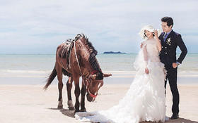 【佰莉婚纱·旅拍】海湾马场