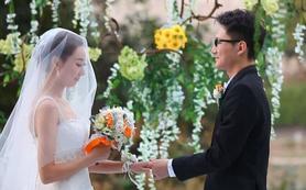 婚礼当天全天高清拍摄