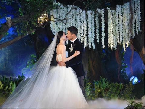 2017印纪婚礼热门《室内森系婚礼》