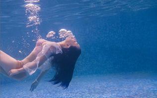 水下写真 唯美个性 高级定制写真