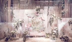 【几何裸粉】首席摄影/鲜花装饰/风格设计可选