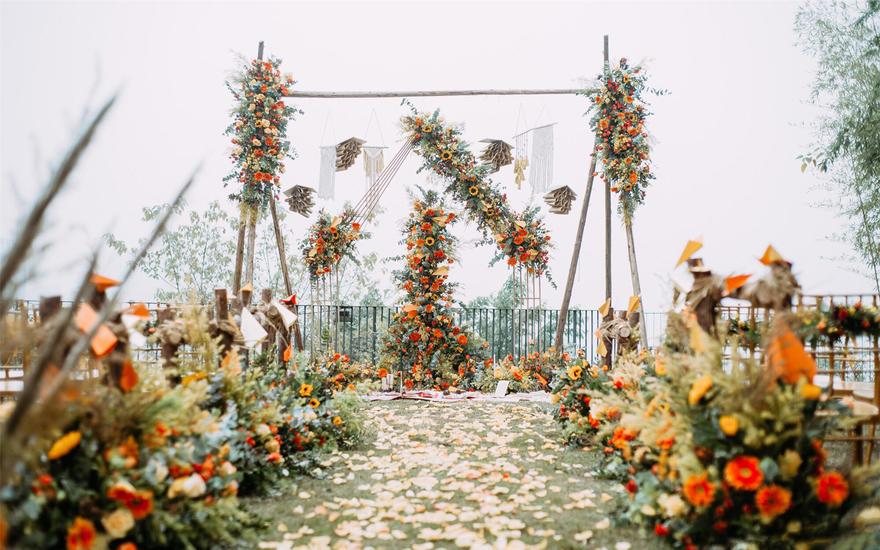 【三生坊婚礼】秋天的童话 爆款直降