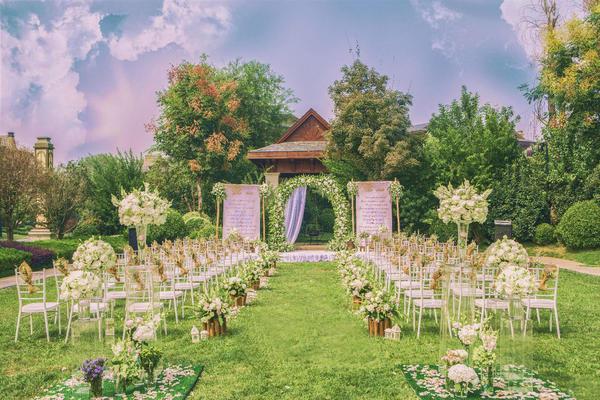 【金典幸福婚礼策划】轻奢婚礼定制--适意
