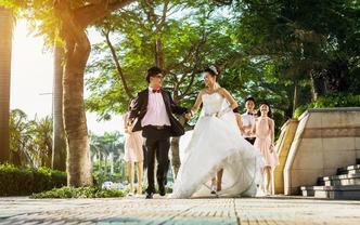 VIP高端定制-总监档婚礼电影 【微电影】三机位