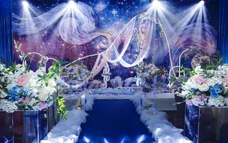 【潮婚节专享】超值特价超人气超口碑星空婚礼
