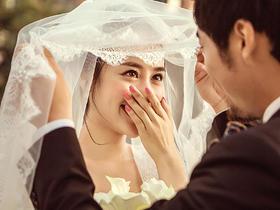 韩式浪漫婚纱照套餐《纯洁的爱》