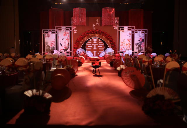 SoWedding—时尚新中式婚礼