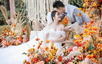 湛江凯文工作室婚礼跟拍摄像+拍摄双机位