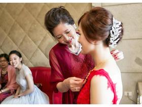 【妈妈咪呀】婚礼迎宾时尚洋装系