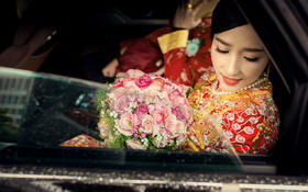 <VIKY新娘造型>中式新娘